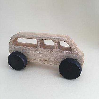 Auto Holz The Van