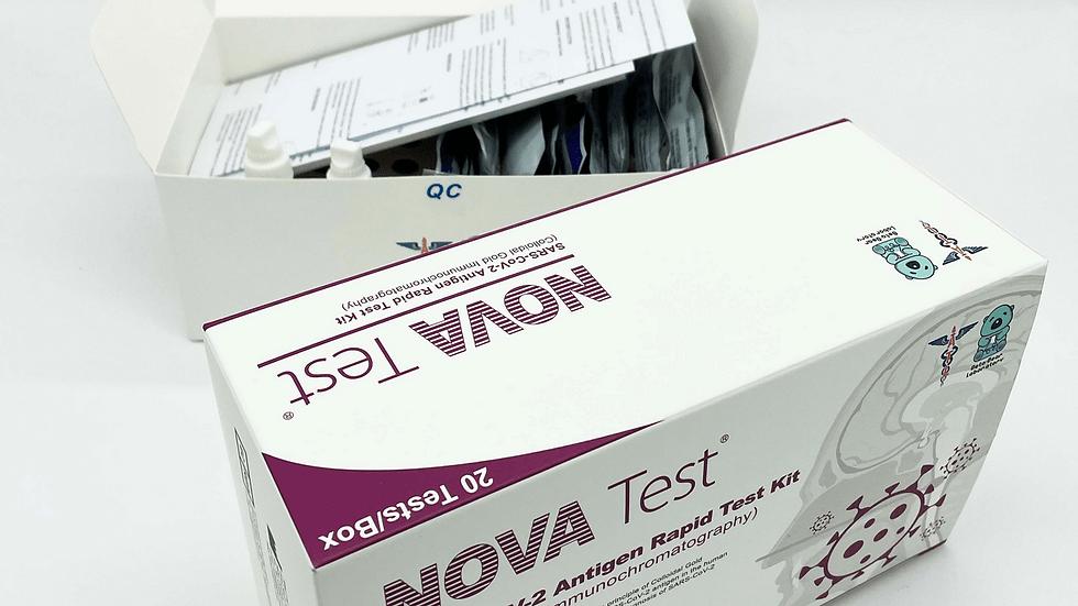 Atlas- Antigenní Detekční Test
