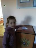 Единый день выборов в органы ученического самоуправления.