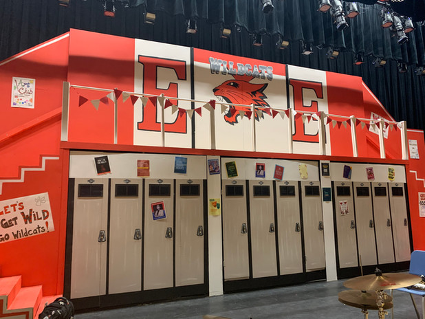 High School Musical Set