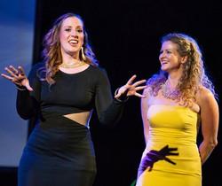 Viva! #happysoprano #yyc #opera #duet