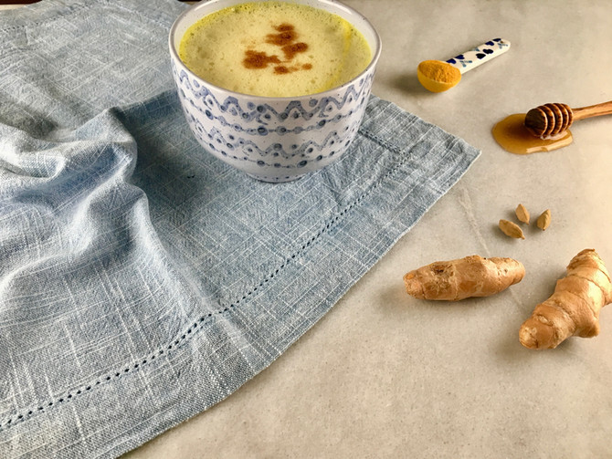 Turmeric - Is it all that and a bag of potato chips? + Golden Milk Recipe