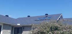 Classic Slate look Soteria Metal roof