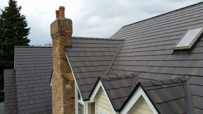 maintenance free lifetime warranty meal roof