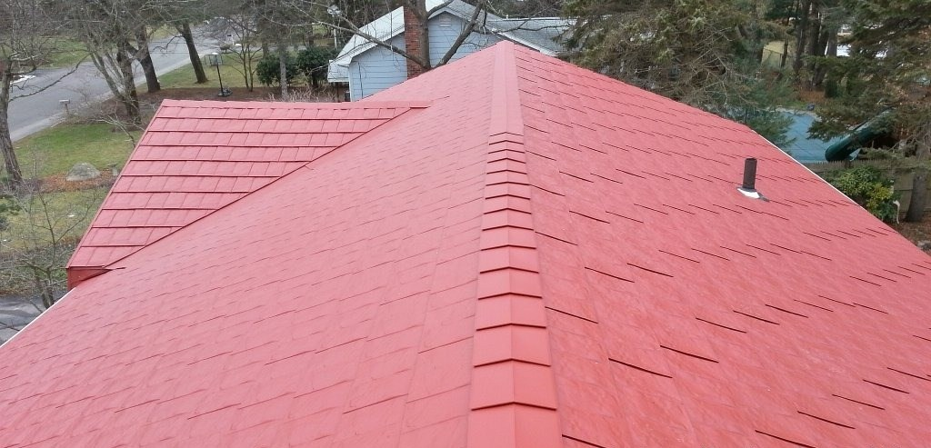 re-roof for the last time