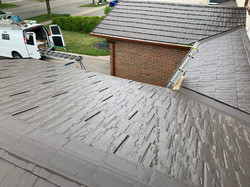 Environmentally friendly Soteria Metal roof