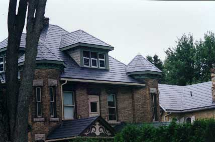 Roof once, roof right