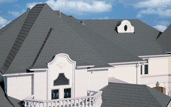 Environmentally firendly roofing