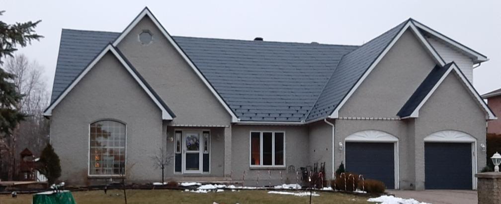 Storm grey Soteria Roof