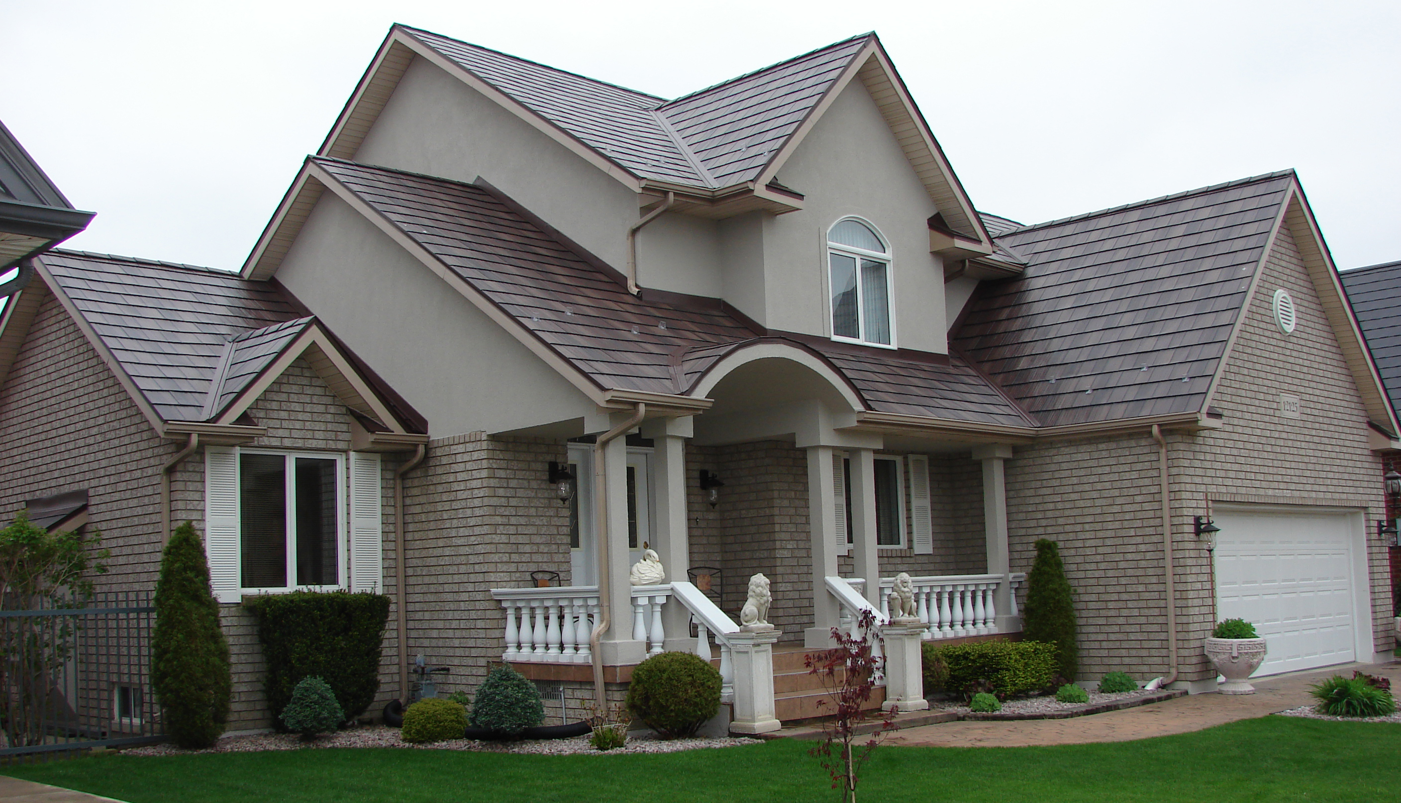 Soteria Metal roofs