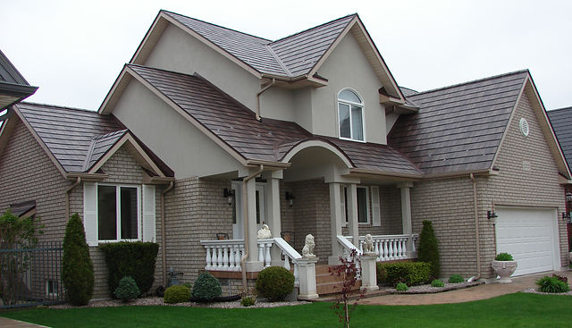 Scarborough Ontario's best metal roof co