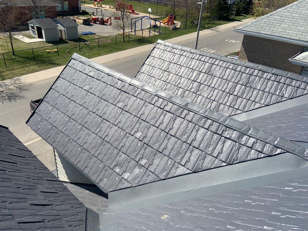 Soteria Metal Roof Toronto
