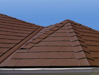 It could be time to consider a metal roof!