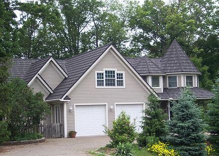 Ajax Ontario's best metal roof company