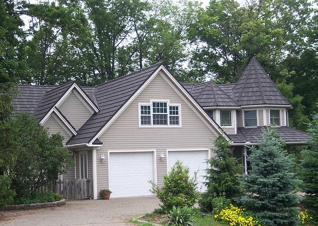Woodbride Ontario's best metal roof company