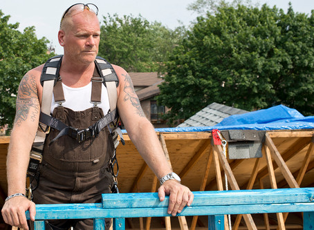Mike Holmes: Spring is a good time for a roof checkup