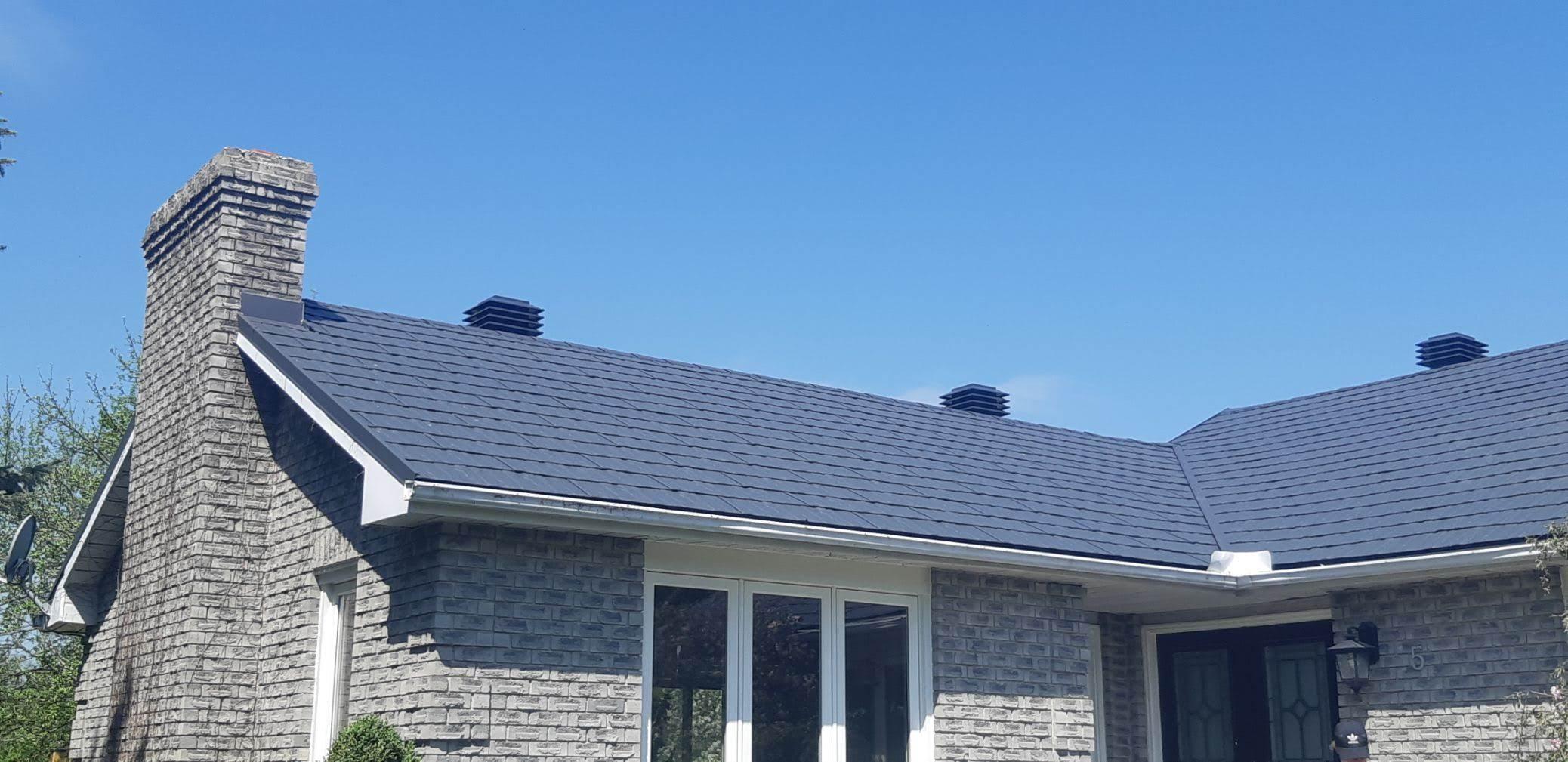 Permanent Soteria Metal Roof
