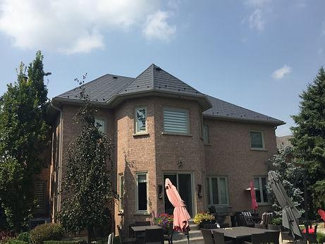 Pickering Ontario's best metal roof comp