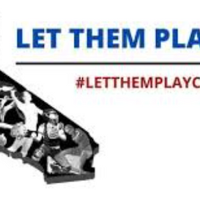 Let Them Play CA
