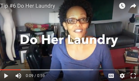 #6 Do Her Laundry