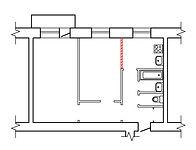 Объединить кухню и жилую комнату