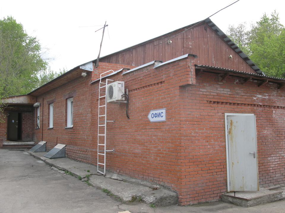 Экспертиза административного здания