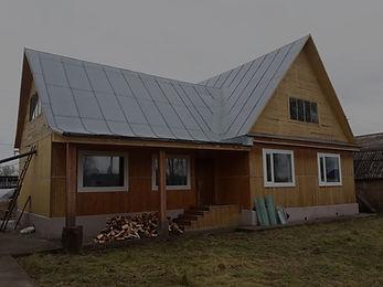 Экспертиза частного дома, коттеджа, самовольной постройки