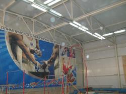 Экспертиза покрытия зала гимнастики