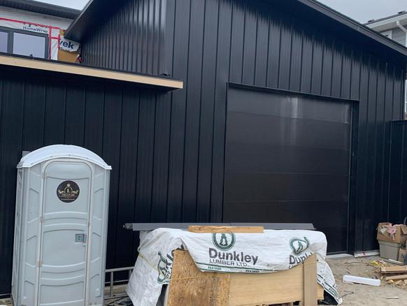 porta potty rental construction