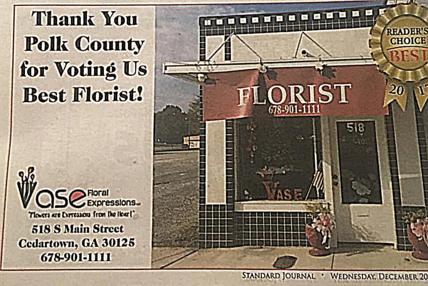 Best Florist Newspaper