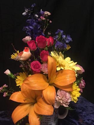 Flower Arrangement #525