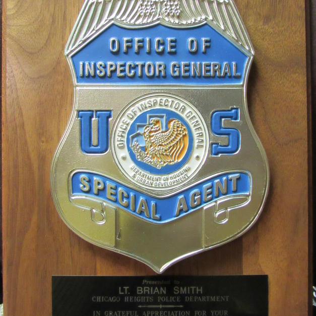 US Special Agent Award