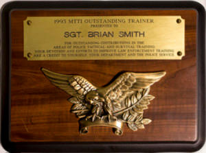 Outstanding Trainer Award