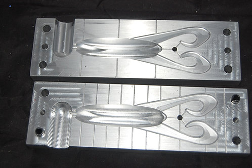 Weed Beater  frog bait injection mold