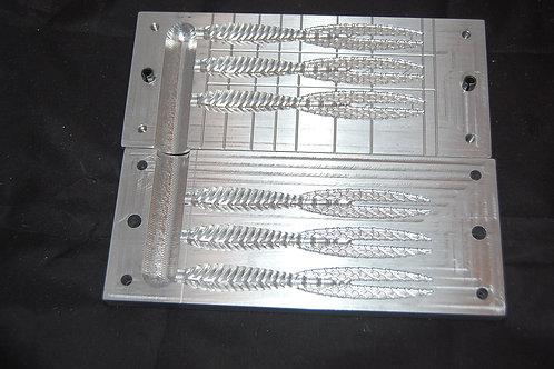 STE450 creature bait injection mold