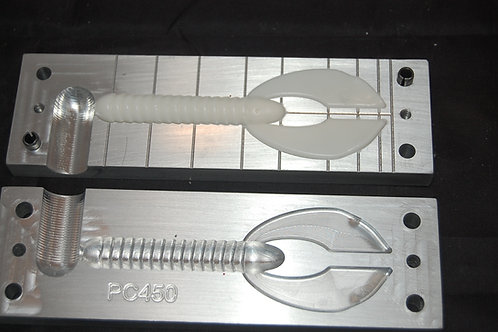 PC450 craw creature   injection mold