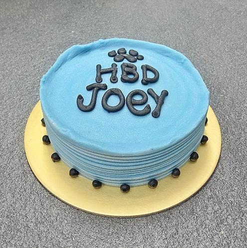 SIGNATURE BARKDAY CAKE