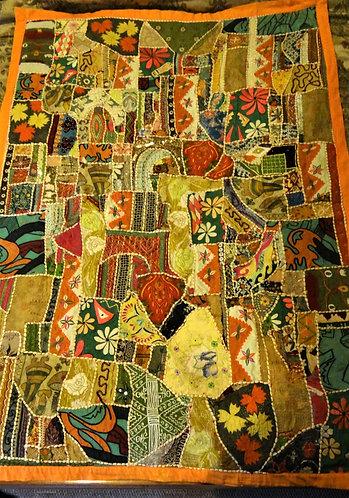 Piya: Zardozi Wedding Festival Quilt