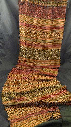 Boonsri: Brocade Thai Silk Scarf