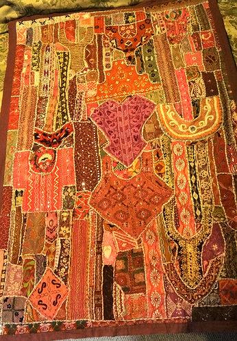 Naline: Zardozi Wedding Festival Quilt