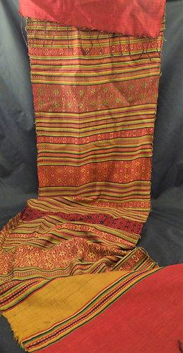 Phairoh: Brocade Thai Silk Scarf