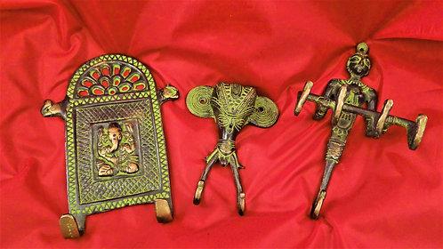 Ganesh & Goddess Hooks