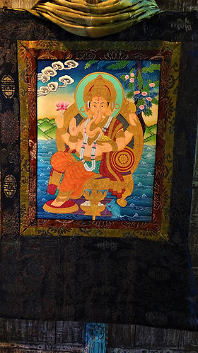 Ganesha: The Remover of Obstacles