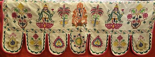 Vintage SindhiEmbroidered Toran