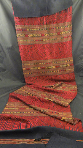Rochana: Brocade Thai Silk Scarf