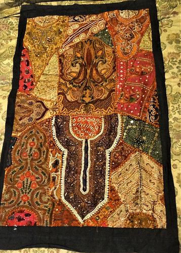 Meher: Zardozi Wedding Festival Quilt