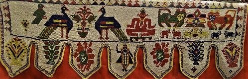 Rabari Toran: Buddha, Peacocks, Lions...