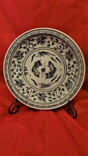 Coy Plate
