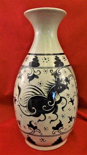 Medium Horse Vase