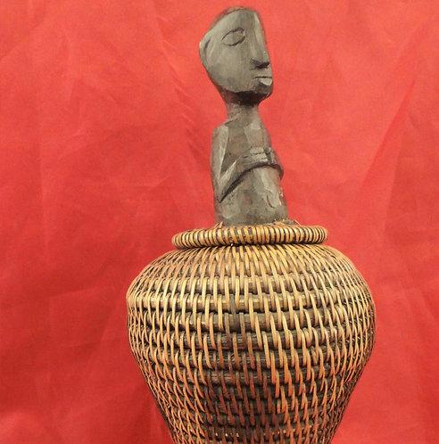 Vintage Orang Lombok Basket